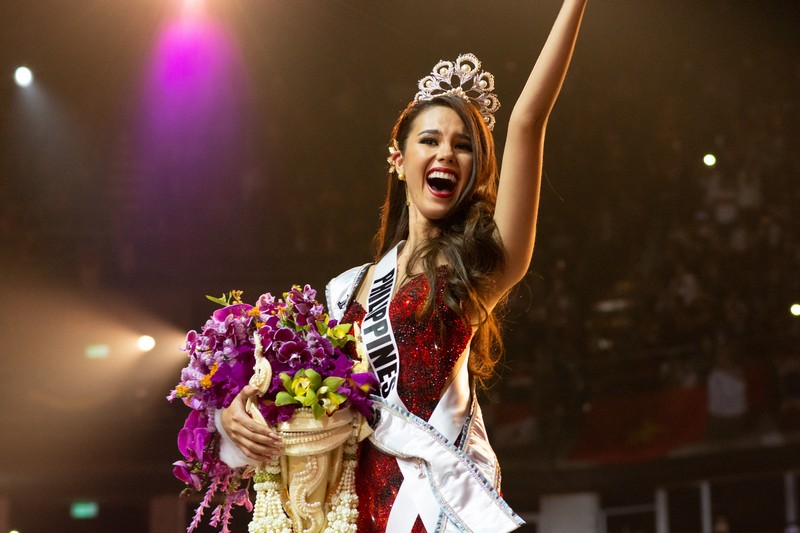 Philippines' Catriona Gray is crowned Miss Universe 2018 (PHOTOS, VIDEOS)
