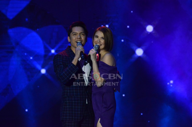 IN PHOTOS: Kilig overload! Kapamilya power love teams gather for Family Is Love Christmas Concert