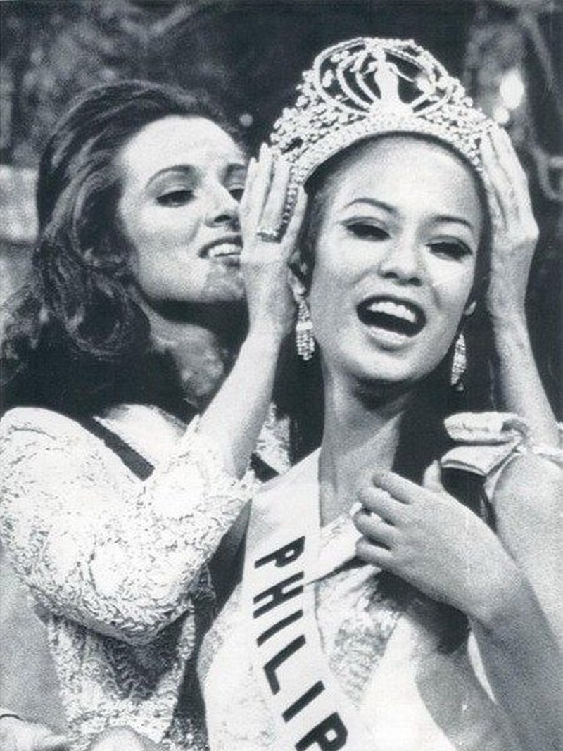 Gloria, Margie, Pia & Catriona: 4 Filipina Queens who reigned over the universe