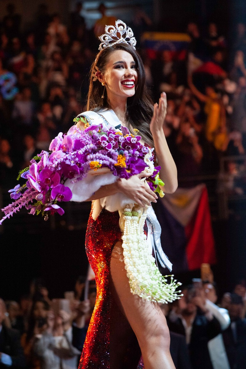 LOOK: Catriona Gray's monumental journey to the Miss Universe crown