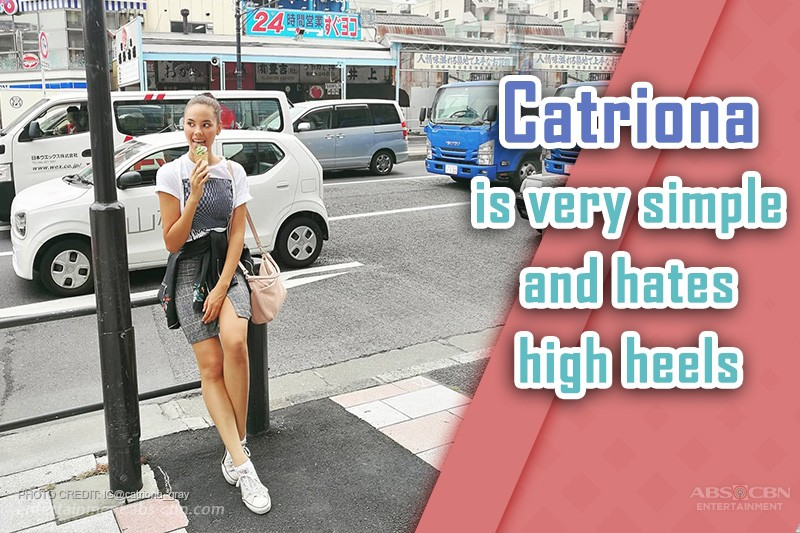 15 things you didn't know about Miss Universe 2018 Catriona Gray