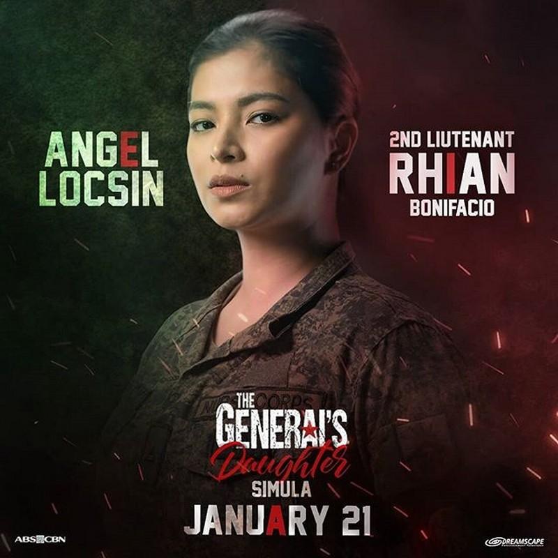Abangan ang pagbabalik ni Angel Locsin sa The General's Daughter kasama ang pinaka-mahuhusay na aktor mula sa iba't ibang henerasyon