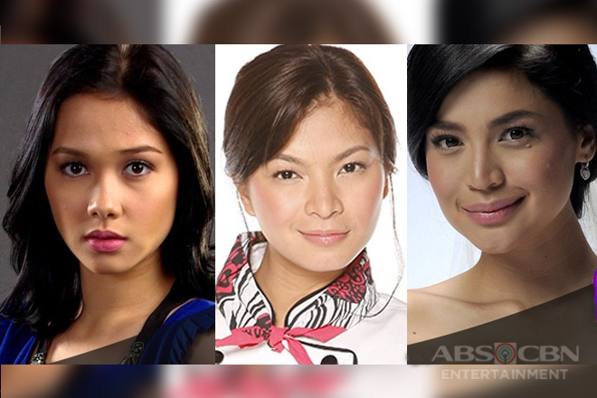"LOOK: Stars face ""How Hard Did Aging Hit You"" Challenge as seen on 2009 and 2019 Kapamilya programs"