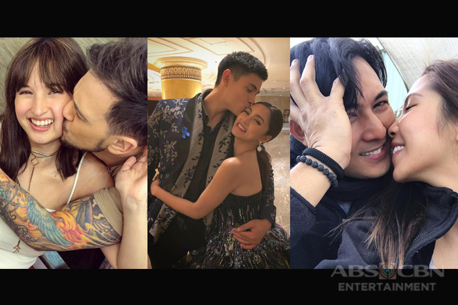 LOOK: Kapamilya Celebrity Couples Who Took Their Love From REEL To REAL