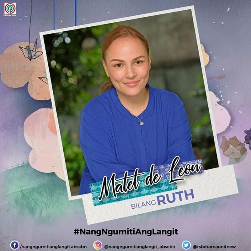 Nang Ngumiti Ang Langit stars and their characters