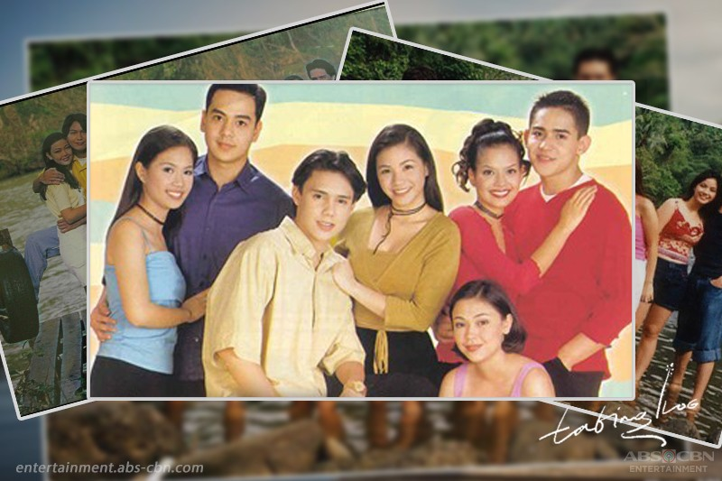 MAJOR THROWBACK! The cast of Tabing Ilog in 22 photos