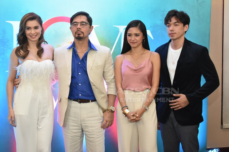 "STORYCON PHOTOS: Presenting the powerhouse cast of Dreamcape's newest teleserye ""Love Thy Woman"""