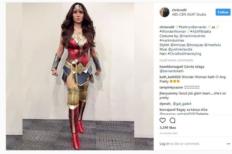 THROWBACK: Check out these photos of Pinay celebrities wearing superhero costumes!