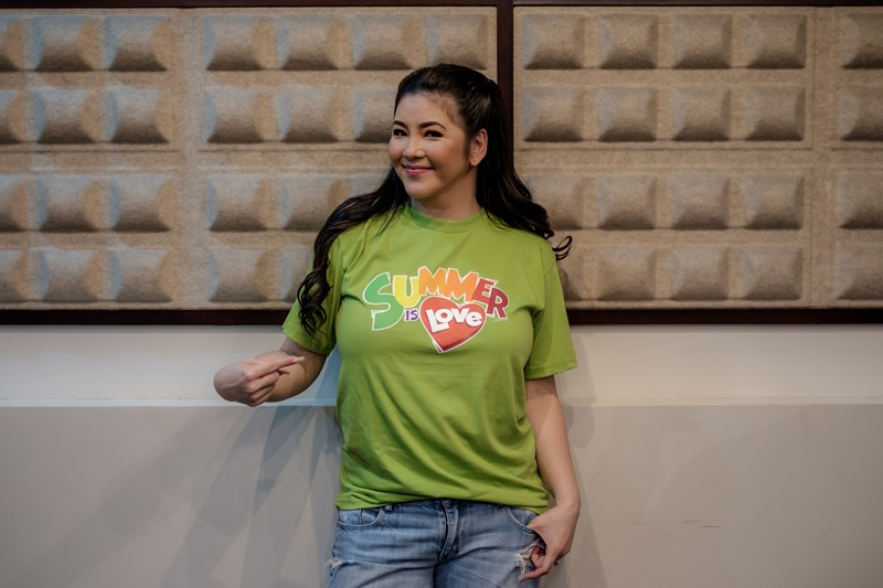 "Behind-The-Scenes Photos: ABS-CBN Summer Station ID 2019 ""Summer Is Love"" Recording"