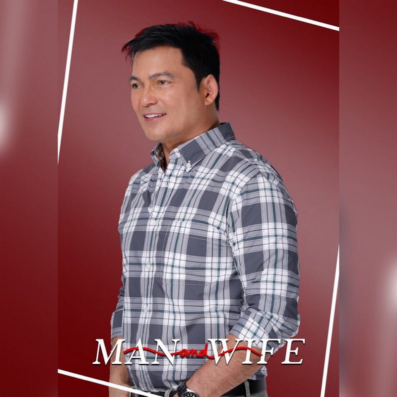 LOOK: Man And Wife Publicity Photos