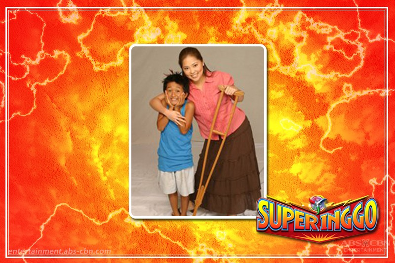 LOOK: Makisig Morales and Kathryn Bernardo in 2006's Super Inggo