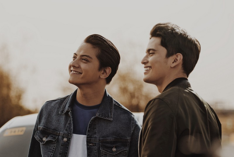 James Reid and Daniel Padilla are teaming up in a 'big and action-packed project' for the first time