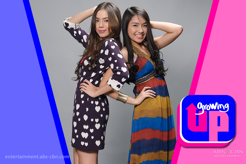 Kathryn and Julia in Growing Up