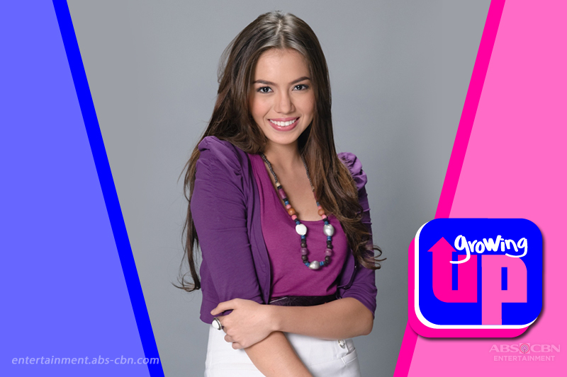 Julia Montes as Tammy in Growing Up