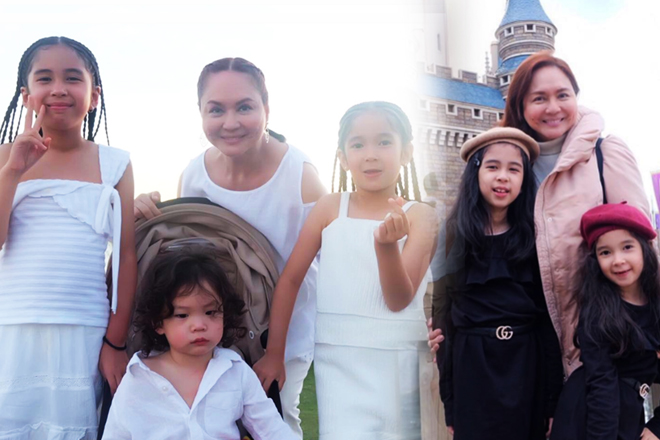 """Happy kiddos, happy grandma!"" 21 Photos of Charo Santos' cherished moments with her adorable apos"