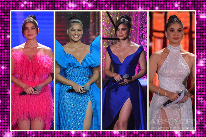 LOOK: Anne Curtis stuns in breathtaking outfits at 2019 Bb Pilipinas coronation night