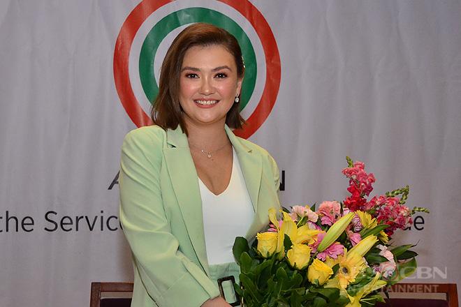PHOTOS: Angelica Panganiban remains a Kapamilya