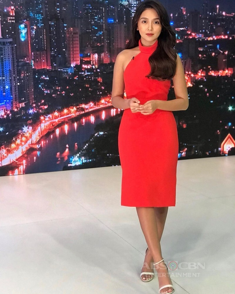 Kathryn Bernardo on TV Patrol