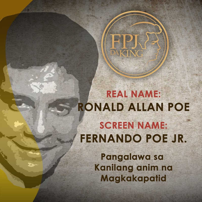 Remembering FPJ: 10 facts you may not know about Da King Fernando Poe Jr