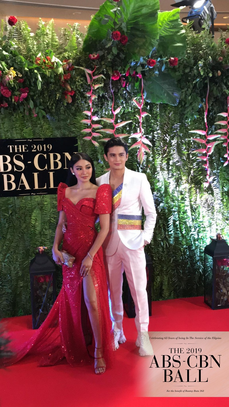 ABS-CBN BALL 2019: KathNiel, LizQuen, JaDine in mesmerizing Filipiniana outfits on Red Carpet