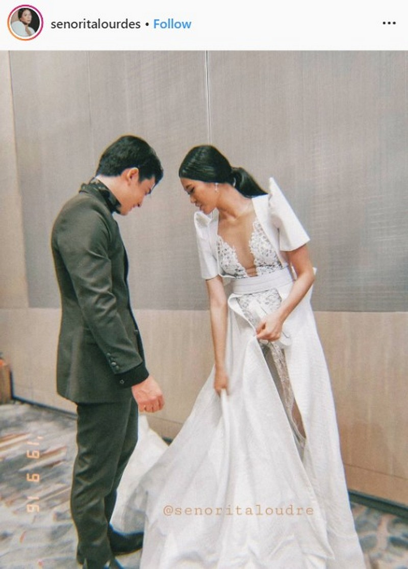IN PHOTOS: Kilig moments caught on cam during the ABS-CBN Ball 2019!