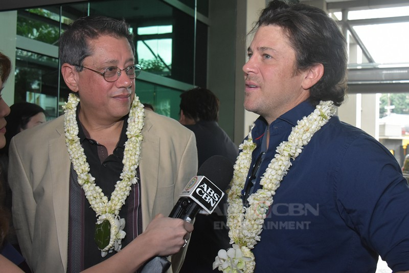 Hollywood Fil-Am filmmaker Dean Devlin ties up with ABS-CBN for a television series