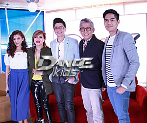 "Pinoy Kids dance their way to top in ABS-CBN's ""Dance Kids"" beginning Saturday"