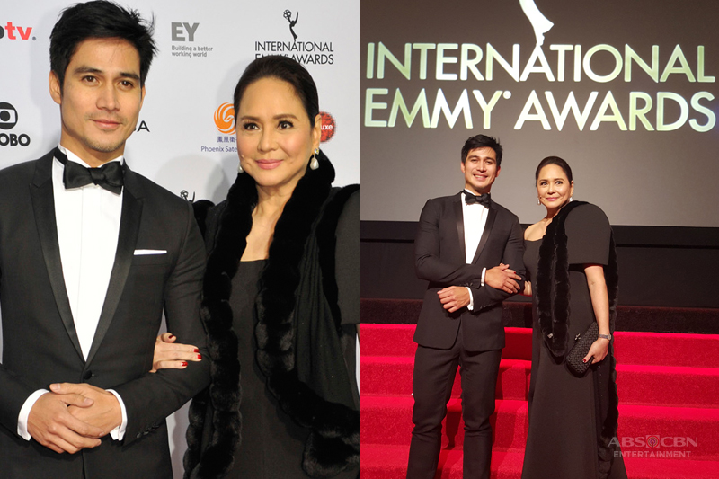 Charo Piolo shine in the 43rd International Emmy Awards 1