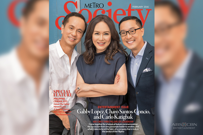 Metro Society opens their entertainment issue with a bang in this major casting coup  1