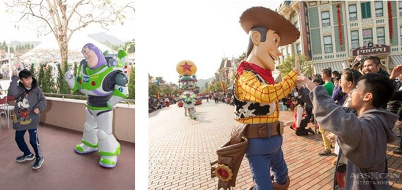 Lucky Aces joined a happily ever after celebration at Hong Kong Disneyland 10th Anniversary 6