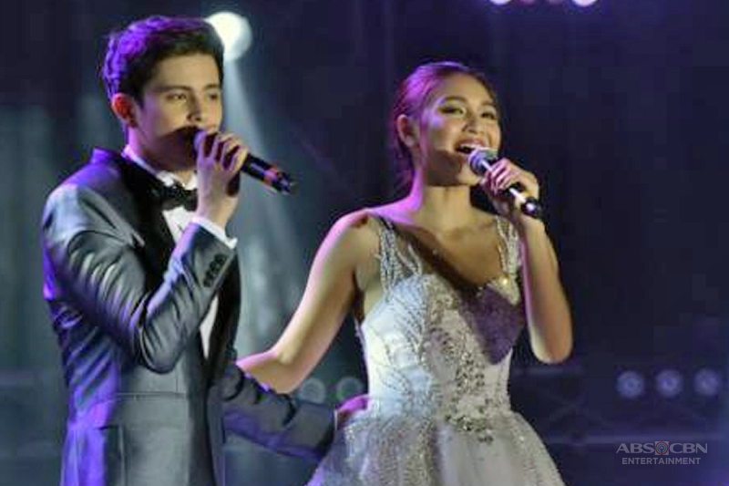 James Reid and Nadine Lustre soar high with fan love at Jadine Love world tour Middle East stop 1