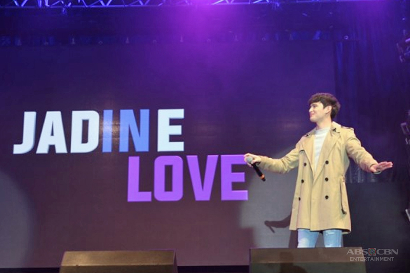 James Reid and Nadine Lustre soar high with fan love at Jadine Love world tour Middle East stop 2