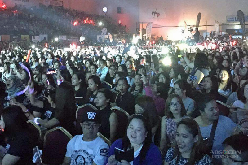 James Reid and Nadine Lustre soar high with fan love at Jadine Love world tour Middle East stop 4