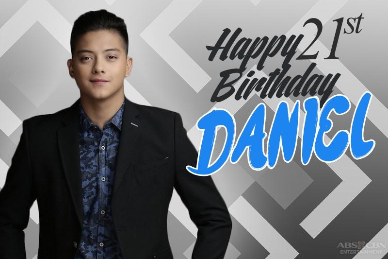 Happy Birthday Daniel  1