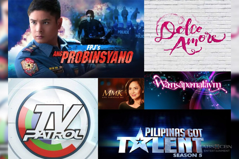 ABS CBN dominates April National Tv Ratings to start Q2 on top 1