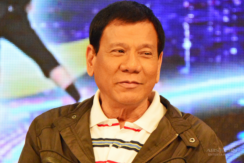 If Someone Would Play Duterte on Screen Who Would It Be  1