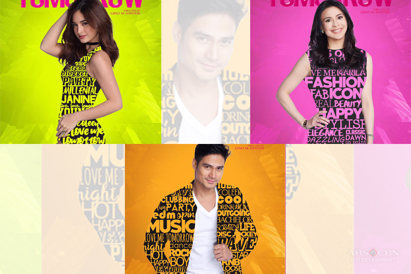Love me Tomorrow stars join the party on ASAP  1