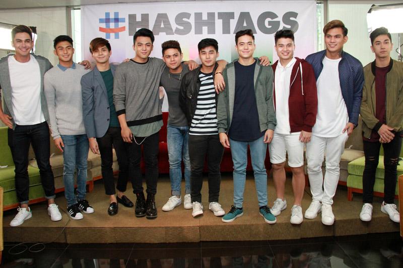 Hashtags bring kilig through music in first Star Music album 1