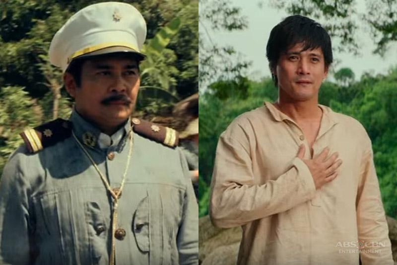 Heneral Luna and Bonifacio Ang Unang Pangulo air on ABS CBN 1