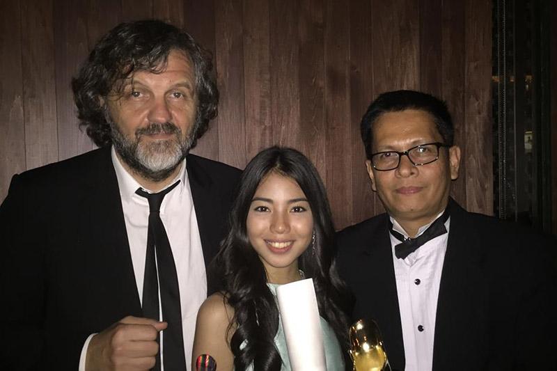 Pinoy film Hamog bags award at Shanghai International Film Fest 1