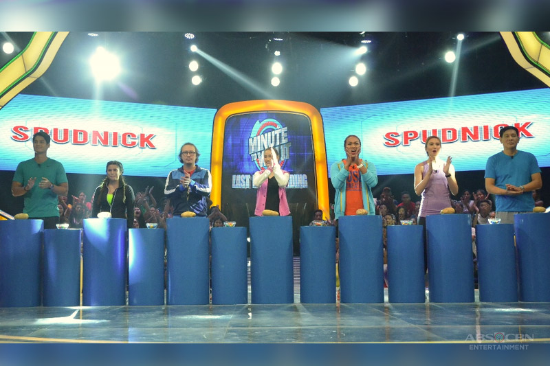 Minute To Win It levels up fun and excitement in Last Man Standing edition 3
