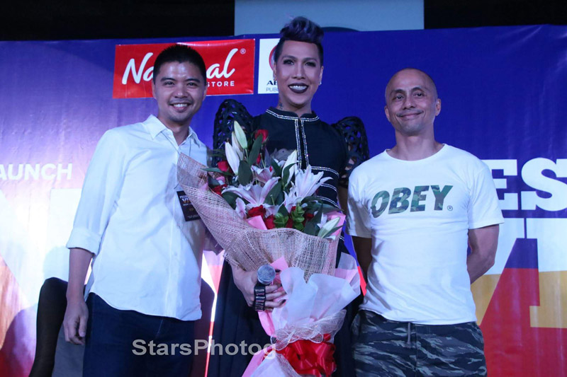 Vice Ganda launches new book sets new record 1