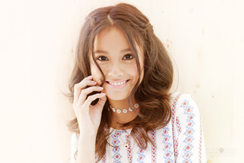 Ylona Garcia headlines digital concert releases debut album 1