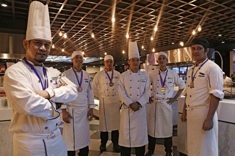Resorts World Manila s NYPD champions Filipino Cuisine 1