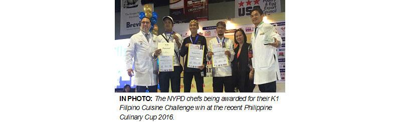 Resorts World Manila s NYPD champions Filipino Cuisine 2