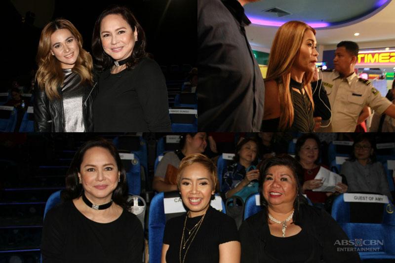 Filipino directors and actors support Ang Babaeng Humayo premiere 1