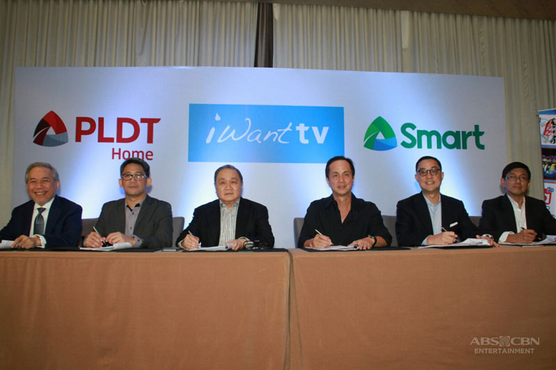 ABS CBN s Iwant TV available soon for PLDT Smart subscribers 1