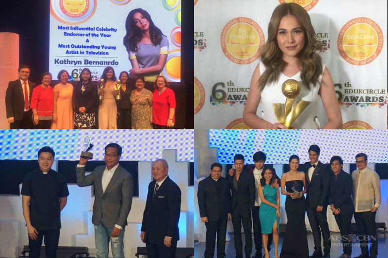 ABS CBN bags multiple awards at the 38th CMMA and the 6th Edukcircle Awards 1