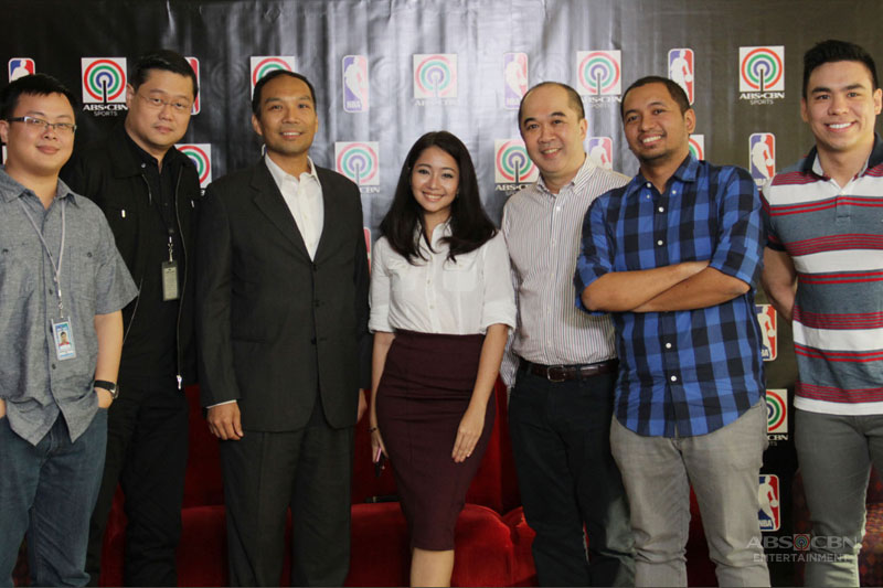 NBA and ABS CBN Corporation partner to launch NBA Digital Destination in the PHilippines 1