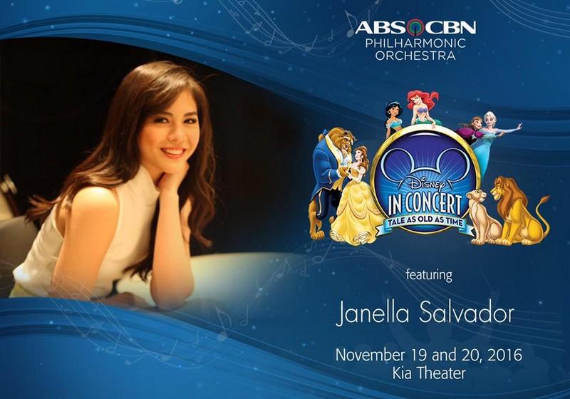 Janella Kapamilya singers take center stage in Disney Concert 3